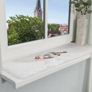 Podložka (obdĺžnik) NANI na okenné parapety sivá - 90 x 28 cm