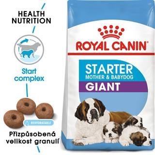 Royal Canin GIANT STARTER - 15kg