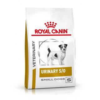 RC Veterinary Health Nutrition Dog URINARY S/O Small - 1,5kg