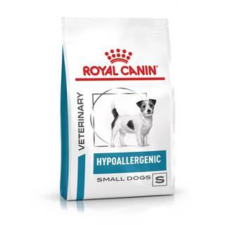 Royal Canin Veterinary Health Nutrition HYPOALLERGENIC Small - 1kg