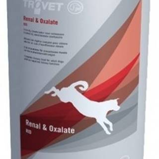 Trovet dog (diéta) Renal a Oxalate RID konzerva - 400g