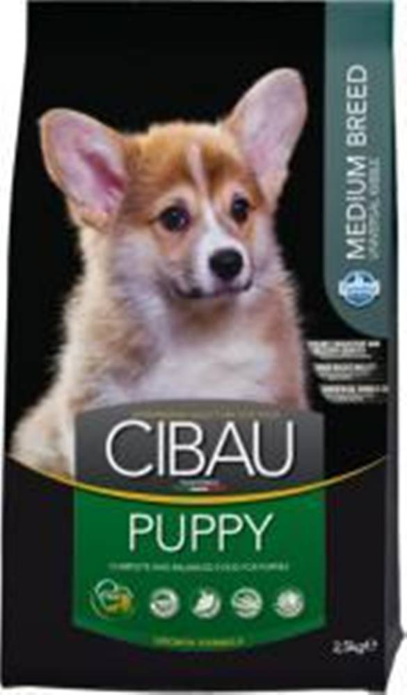 Cibau CIBAU PUPPY MEDIUM - 800g