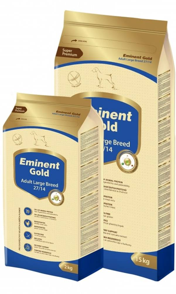 Eminent EMINENT GOLD ADULT LARGE - 2kg