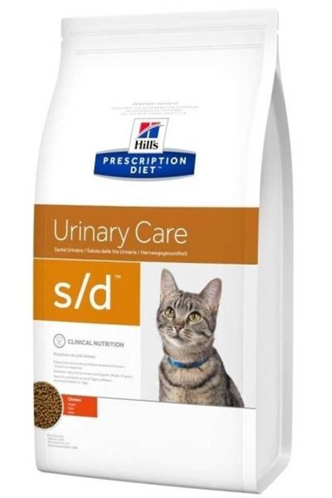 Hills Hills cat  s/d  urinary - 1,5kg