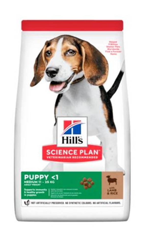 Hills Hills PUPPY MEDIUM lamb - 14kg