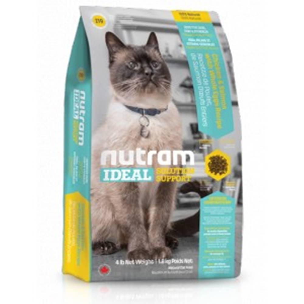 Nutram NUTRAM cat I19 - IDEAL SENSITIVE - 1,13kg