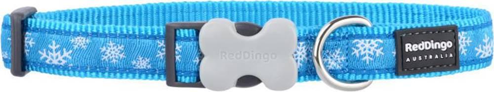 Red-dingo Obojok RD SNOWFLAKE - 1,2/20-32cm