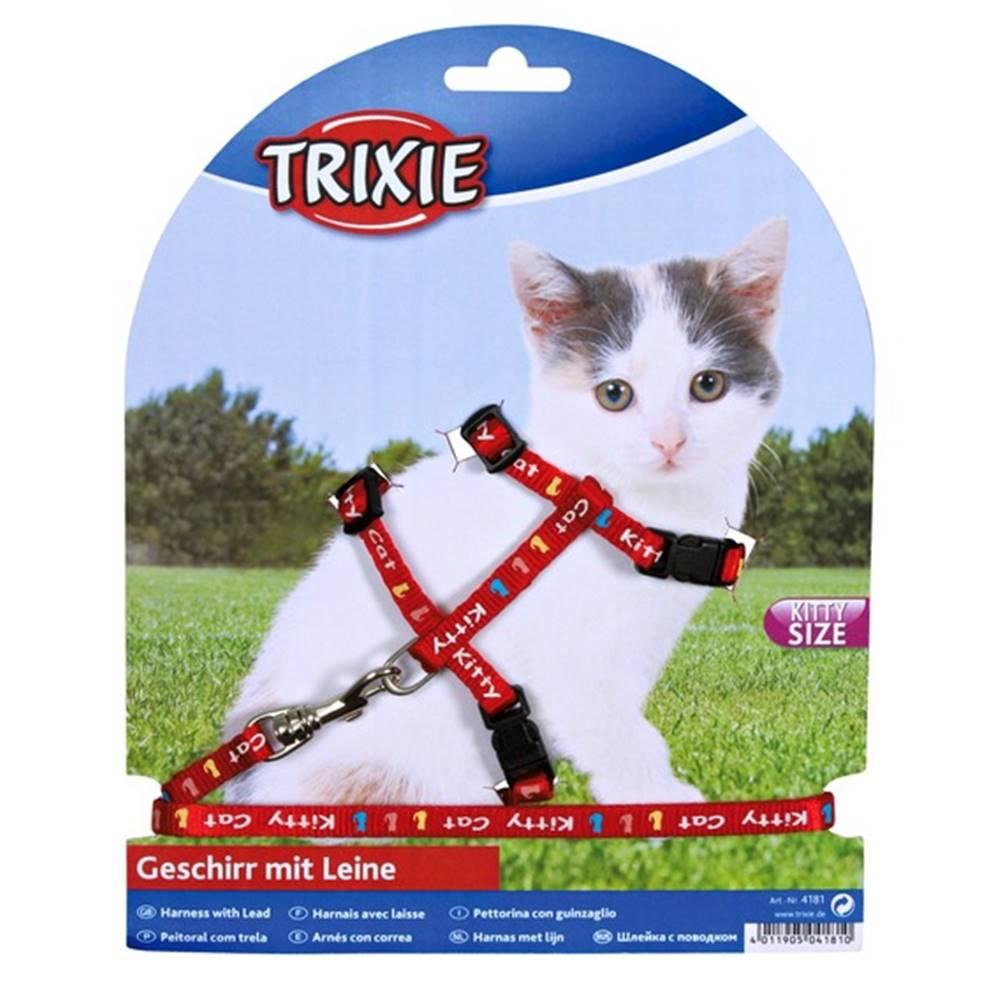 Trixie Postroj (trixie) pre mačiatka KITTY CAT - 21-33/8mm/1,20cm