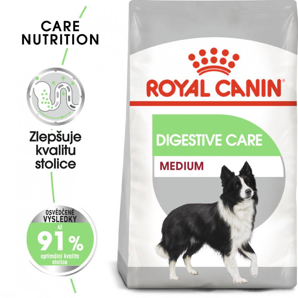 Royal Canin Royal Canin MEDIUM DIGESTIVE care - 3kg