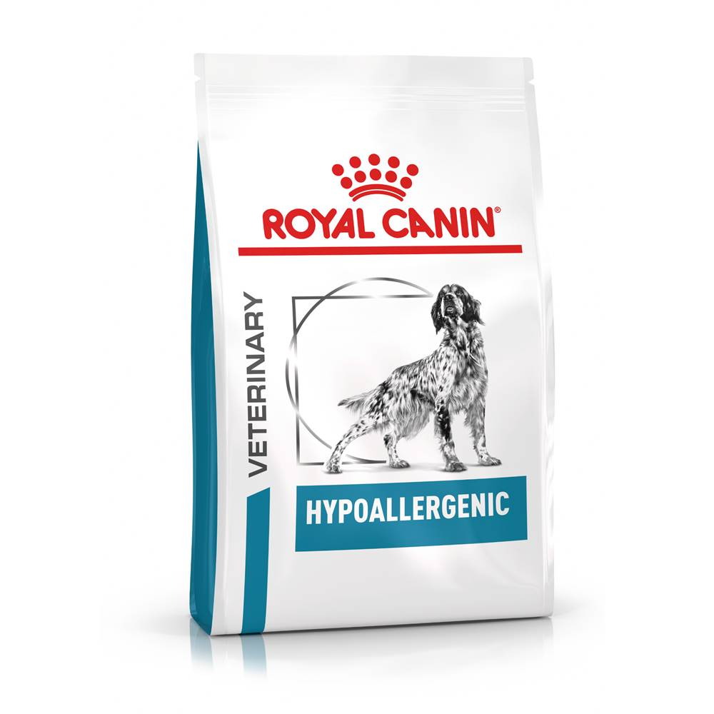 Royal Canin Royal Canin Veterinary Health Nutrition Dog HYPOALLERGENIC - 2kg