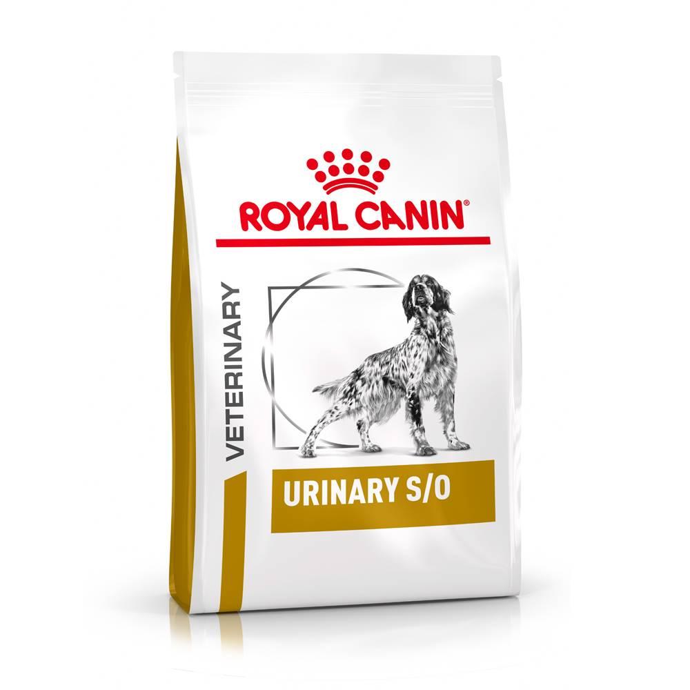 Royal Canin Royal Canin Veterinary Health Nutrition Dog URINARY S/O - 2kg
