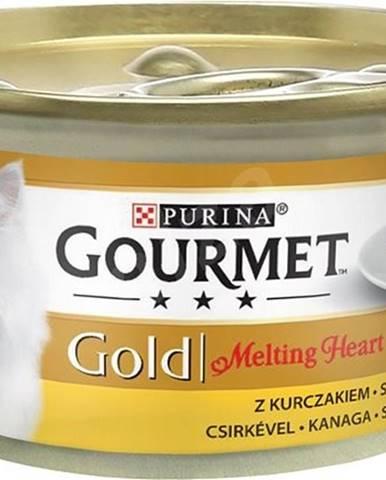 Konzervy Gourme gold