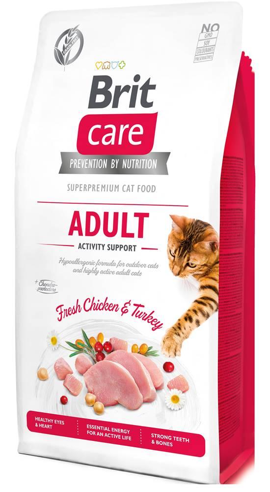 Brit Care BRIT CARE cat GF  ADULT ACTIVITY support  - 2kg