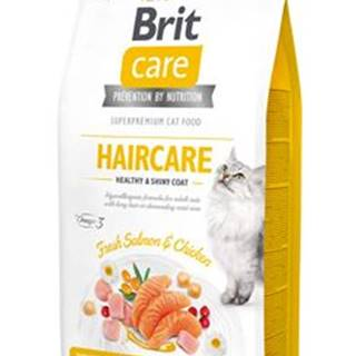 BRIT CARE cat GF  HAIRCARE healthy/shiny - 2kg