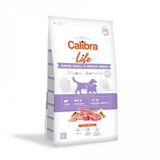 CALIBRA dog LIFE JUNIOR small & medium LAMB - 2,5kg