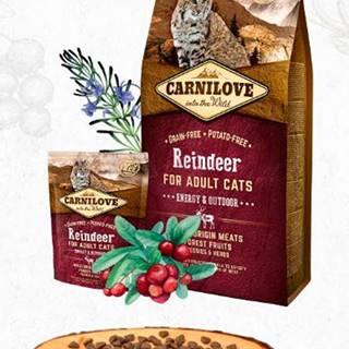 CARNILOVE cat  ADULT reindeer - 400g