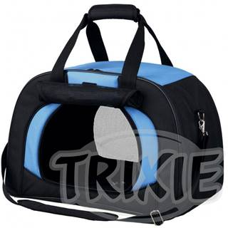 Cestovná taška Kilian 31x32x48 cm - modro-čierna