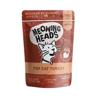 Meowing Heads   kapsa  TOP tac TURKEY - 100g