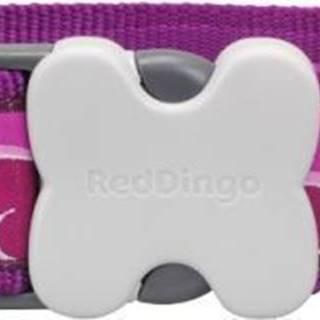 Obojok RD Breezy Love Purple - 1,2/20-32cm