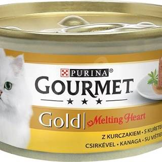 PURINA GG melting heart 85g - s kuraťom