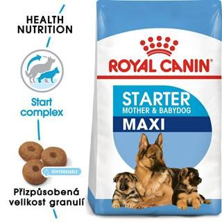 Royal Canin MAXI STARTER - 4kg