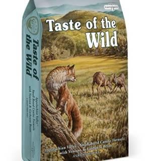 TASTE WILD appalachian VALLEY SMALL BREED - 2kg