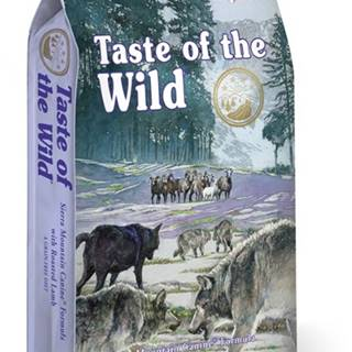 TASTE WILD sierra MOUNTAIN - 2kg