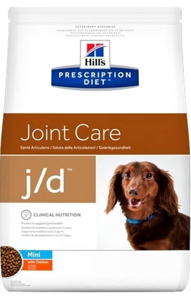 Hills Hills Canine j/d MINI (dieta) - 2kg