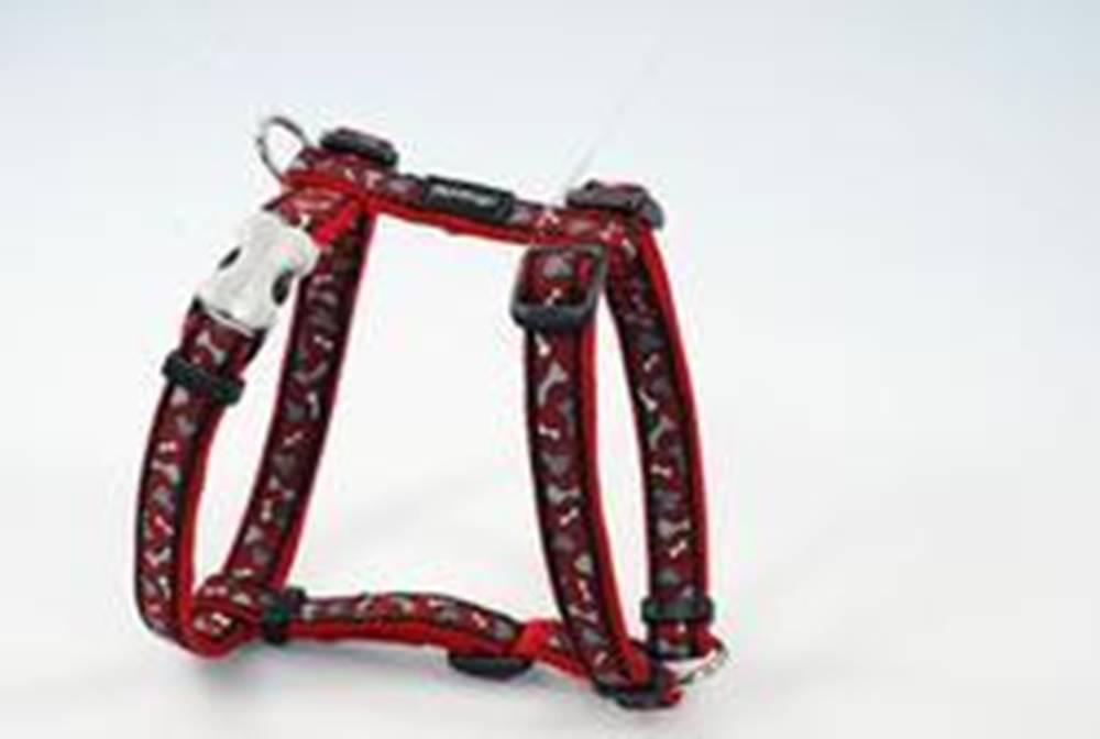 Red-dingo Postroj RD BONARAMA red - 12mm/30-44cm