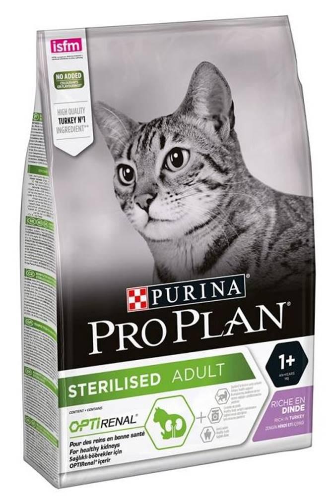 Purina PRO PLAN cat  STERILISED turkey - 400g
