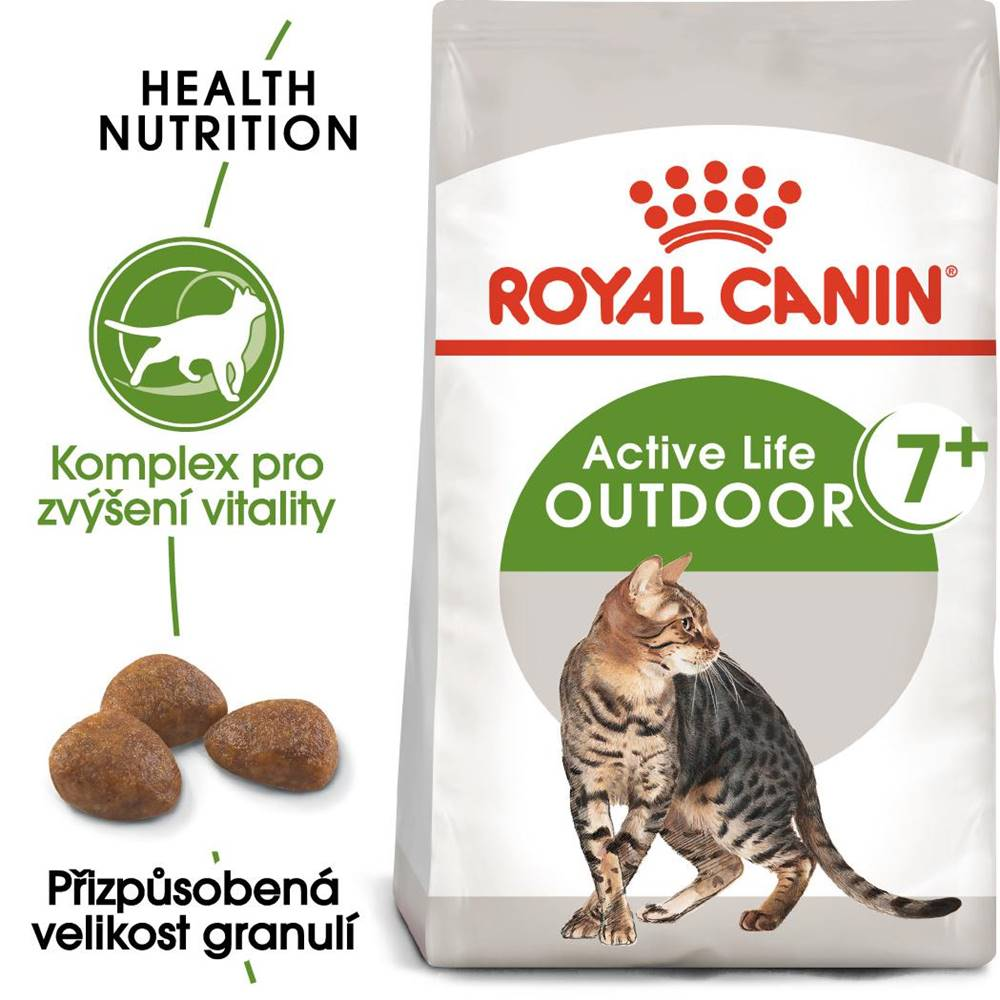 Royal Canin Royal Canin cat   OUTDOOR + 7   - 400g