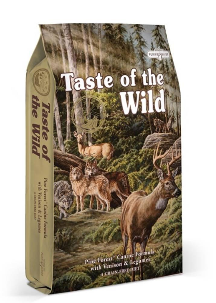 Taste of the Wild TASTE WILD pine FOREST - 2kg