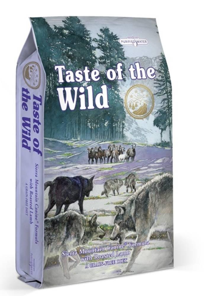 Taste of the Wild TASTE WILD sierra MOUNTAIN - 2kg