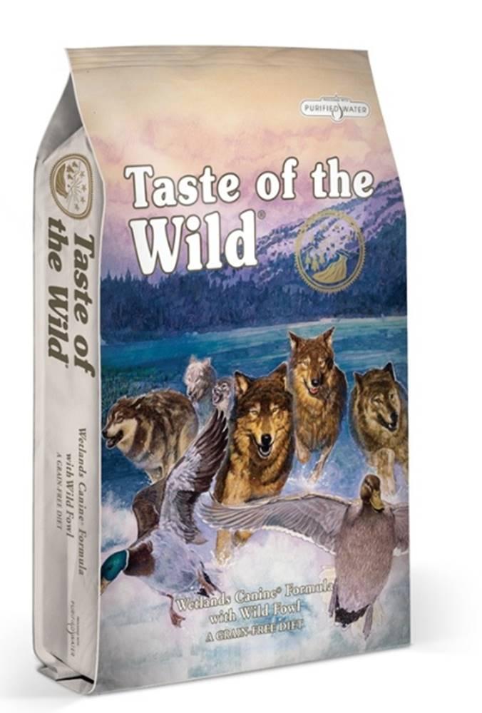 Taste of the Wild TASTE WILD wetlands WILD FOWL - 2kg