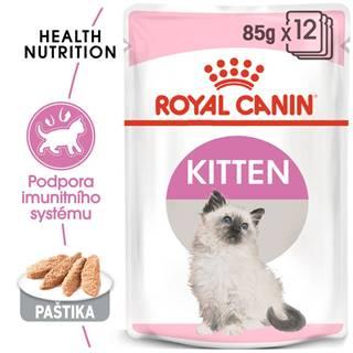 Royal Canin Kitten Instinctive Loaf - kapsička s paštikou pro koťata - 85g