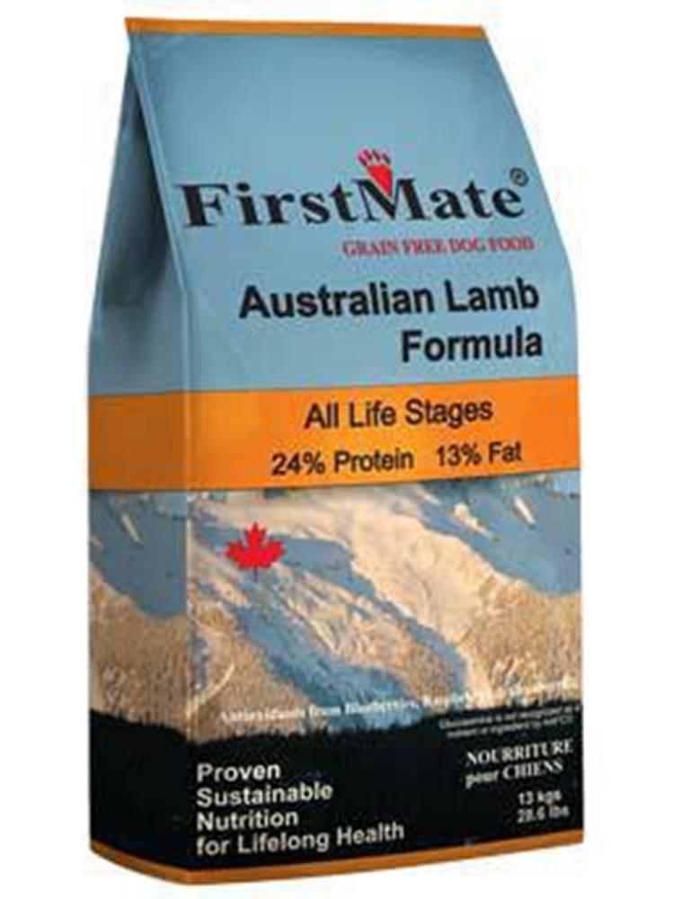 First Mate First Mate Dog Australian Lamb 2,3kg