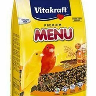 Vitakraft Bird krm. Menu vital honey canary 500g
