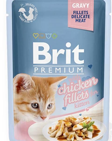 Kapsičky Brit