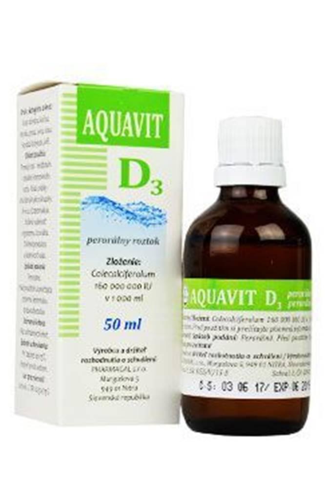 Pharmagal Aquavit D3 sol auv 50ml