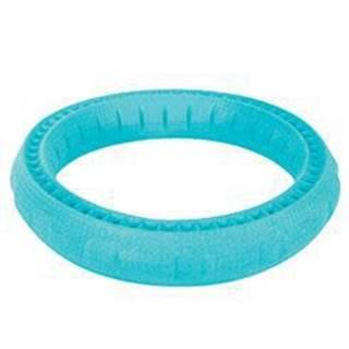 Hračka pes RING MOOS TPR POP 23cm modrá Zolux