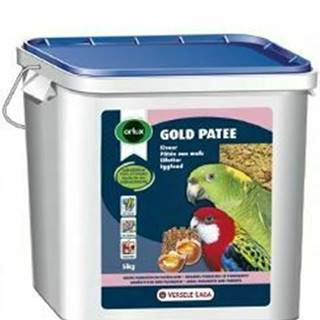 VL Orlux Gold piate vlhčené pre veľké papagáje 5kg