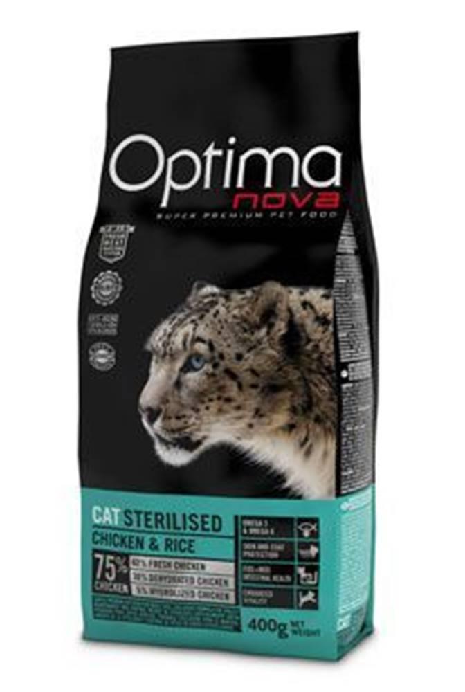 Optima Nova Optima Nova Cat Sterilised 2kg