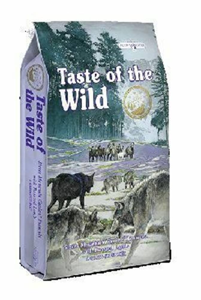 Taste of the Wild Taste of the Wild Sierra Mountain Canine 5,6kg