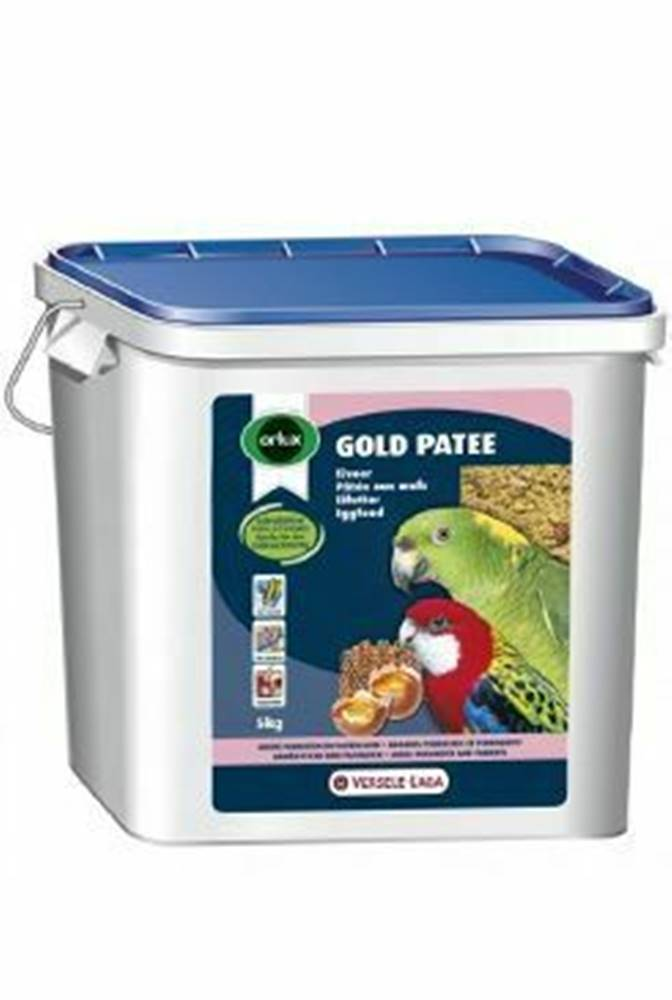 VERSELE-LAGA VL Orlux Gold piate vlhčené pre veľké papagáje 5kg