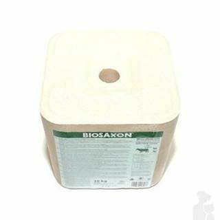 Biosaxon minerálne liz pre dobytok 10kg s meďou