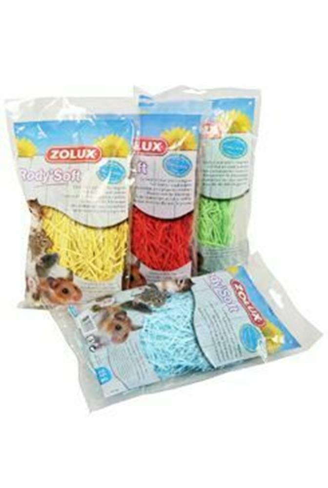 Zolux Papier pre hlodavce Rody'Soft mix farieb 25g Zolux