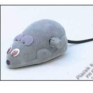 Hračka kočka Myš natahovací FL 1ks