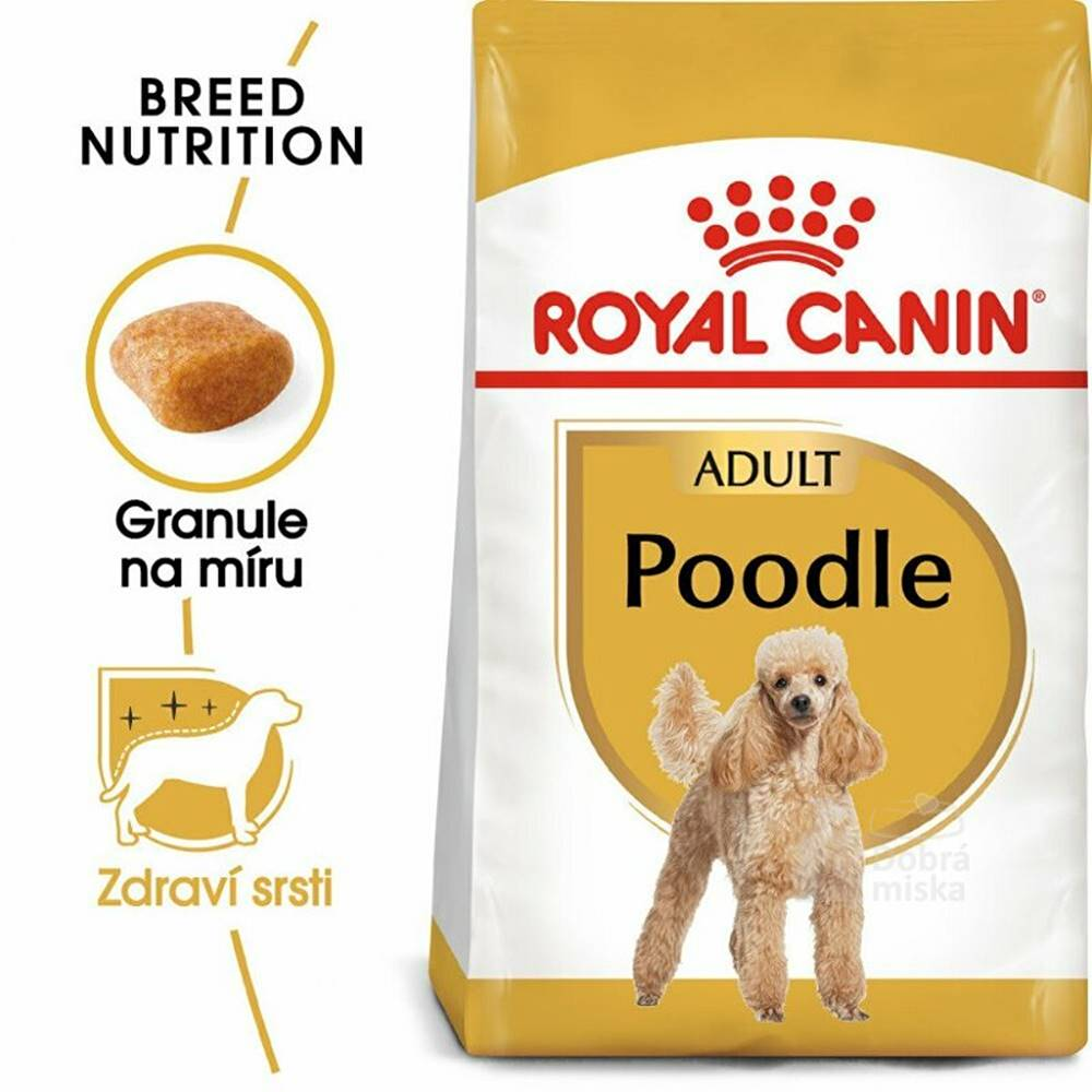Royal Canin Royal canin Breed Pudl  500g