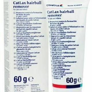 Pasta laxativní CatLax hairball remover 60g CVET