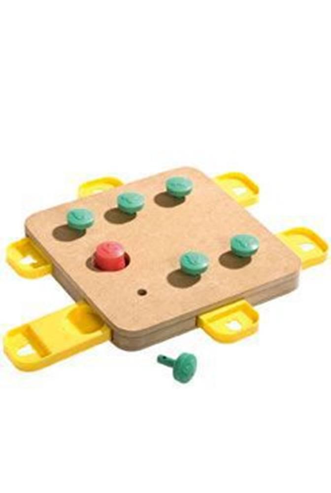 Karlie FLAMINGO Hračka pes interakt. hra Cube 32x32x5cm KAR